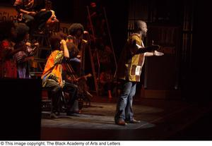 Primary view of object titled '[Hip Hop Broadway: The Musical Photograph 889]'.