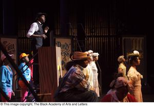 Primary view of object titled '[Hip Hop Broadway: The Musical Photograph 147]'.