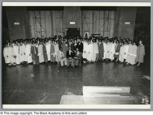 [Black Music and the Civil Rights Movement Concert Photograph 2]