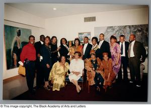 Primary view of object titled '[Black Music and the Civil Rights Movement Concert Photograph 39]'.