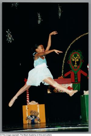 Primary view of object titled '[The Ebony Nutcracker Photograph 15]'.