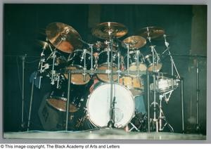 Primary view of object titled '[Drummer's Expo Photograph 10]'.