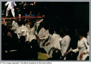 Primary view of object titled '[Black Music and the Civil Rights Movement Concert Photograph UNTA_AR0797-137-01-39]'.