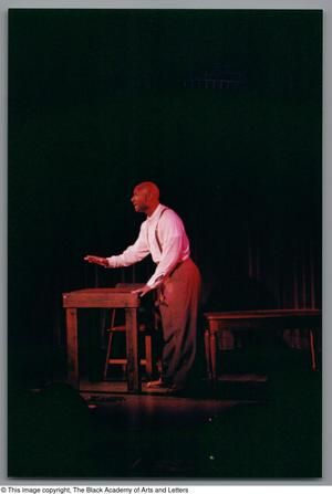Primary view of object titled '[Black Boy Performance Photograph UNTA_AR0797-144-18-04]'.