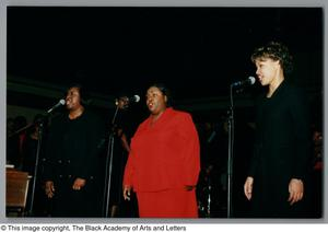 Primary view of object titled '[Black Music and the Civil Rights Movement Concert Photograph UNTA_AR0797-144-32-44]'.