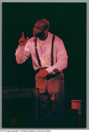 Primary view of object titled '[Black Boy Performance Photograph UNTA_AR0797-144-18-06]'.