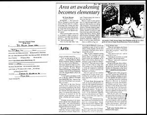 Primary view of Area art awakening becomes elementary