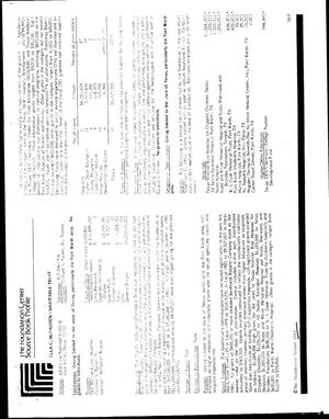 Primary view of [Ella C. McFadden Charitable Trust]