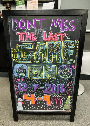 Primary view of [Don't Miss The Last Game On 12-07-2016]