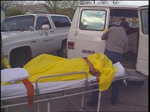 News Clip: Prostitute 3 murder, Prostitute murder #3, Prostitute murder #3 VOSOT, NBC News Clips