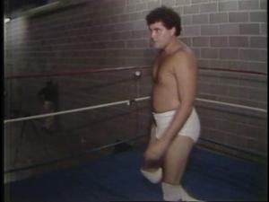 [News Clip: Pro wrestling school]