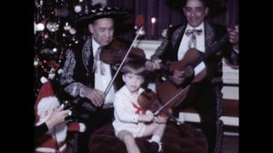 Primary view of [News Clip: Mariachi band performance]