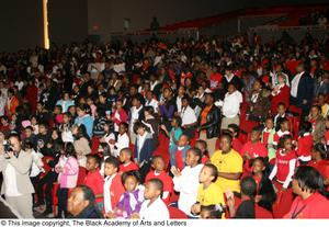 Primary view of [Christmas/Kwanzaa Concert Photograph UNTA_AR0797-147-046-0066]