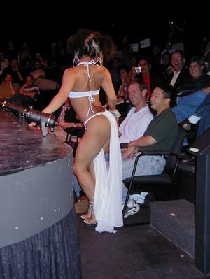 Primary view of [Miss Dragonfly Pageant contestant in audience]