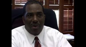 Primary view of [Interview with Senator Royce West]