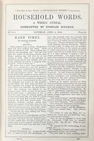 """Página de un periódico. Se titula """"Palabras de la casa"""" en la parte superior, con dos columnas de párrafos. La página está enmarcada por finas líneas negras. El número en la parte abajo a la derecha es el 210."""