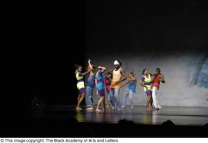 Primary view of [Weekend Festival of Black Dance Photograph UNTA_AR0797-182-034-0031]