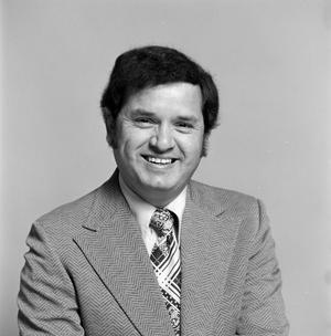 Primary view of [Bernie Tamayo smiling]