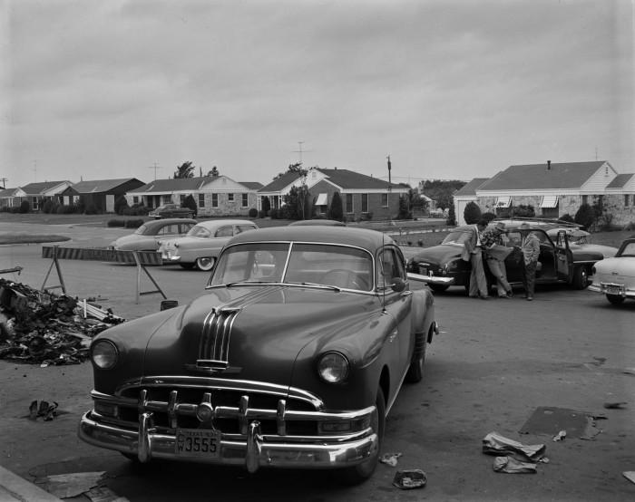 1950 Pontiac Chieftain The Portal To Texas History