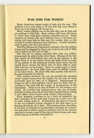 A white page with the title at the top. The rest of the page is filled with text with the number 3 at the bottom.