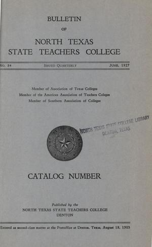 A grey page, the catalog title at the top, at the bottom is a star in a circular seal, a stamp next to it.