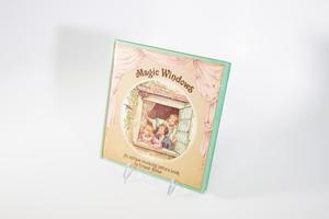 Primary view of [Magic Windows: An Antique Revolving Picture Book]