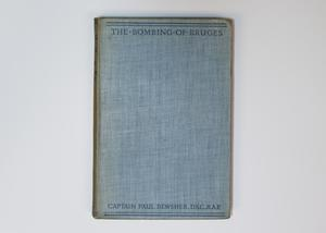 A blue book cover, the title at the top and the author names at the bottom.