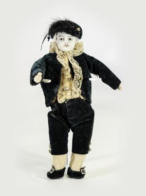 Primary view of object titled '[Little Lord Fauntleroy doll]'.