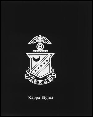 Primary view of object titled '[Kappa Sigma Crest]'.