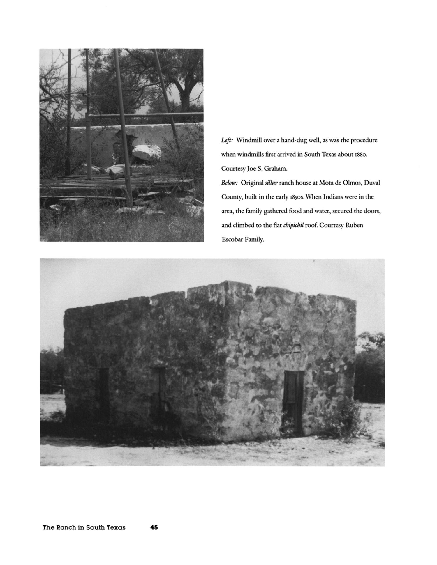 El Rancho in South Texas: Continuity and Change From 1750                                                                                                      45