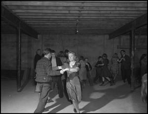 Primary view of object titled '[Old Time Dancing]'.
