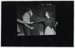 Primary view of object titled '[Caught Her]'.