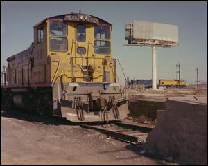 Primary view of object titled 'Union Pacific'.