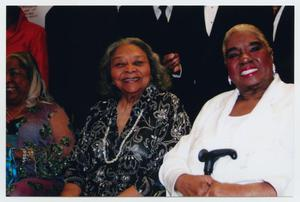 Primary view of object titled '[Della Reese with Guests]'.