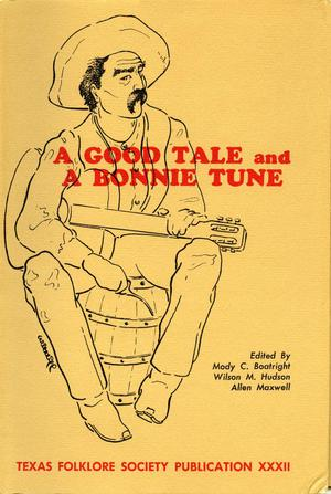 Primary view of object titled 'A Good Tale and a Bonnie Tune'.