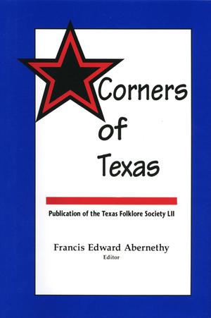 Primary view of object titled 'Corners of Texas'.