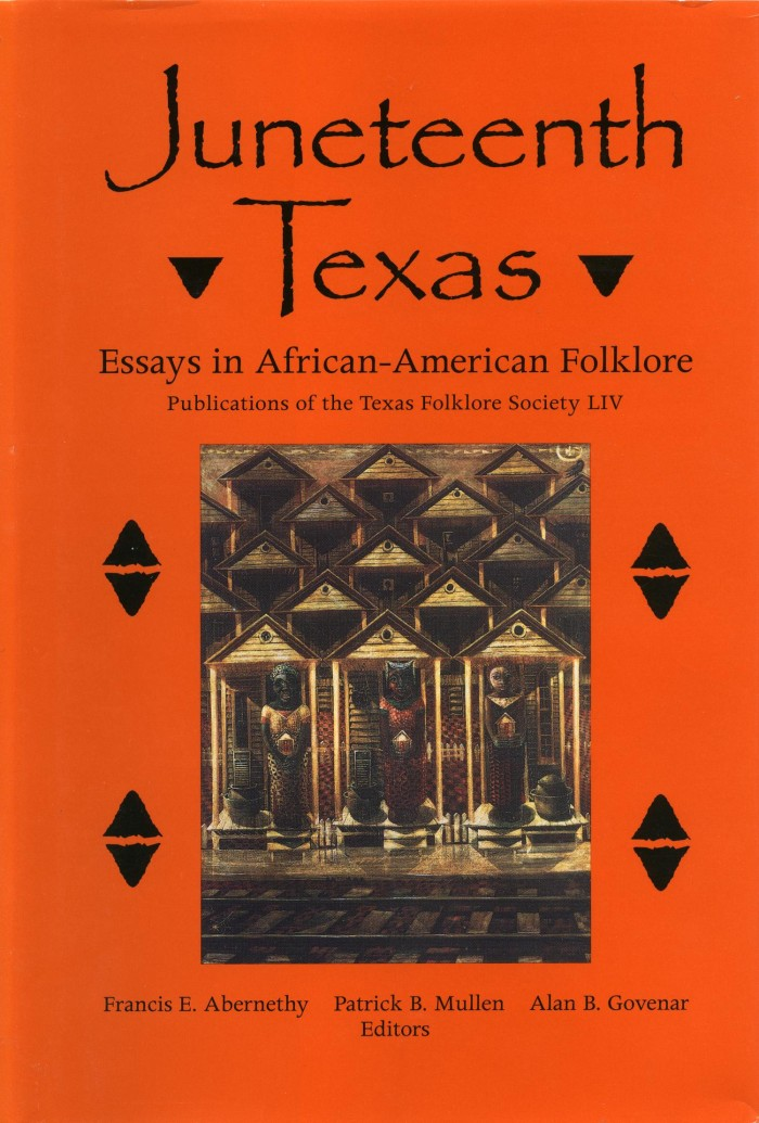 teenth texas essays in african american folklore the portal  primary view of object titled teenth texas essays in african american folklore