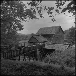 Primary view of object titled '[Watermill]'.