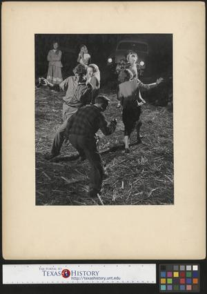 Primary view of object titled '[Games at the Stir-off]'.