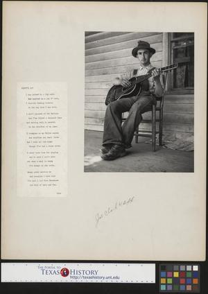 Primary view of object titled '[Pappy's Boy]'.