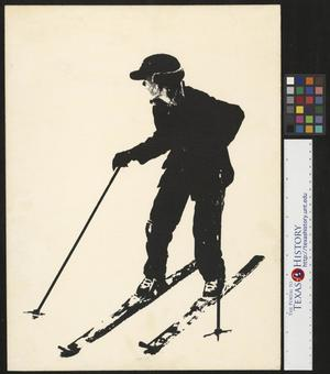 Primary view of object titled '[Skier]'.