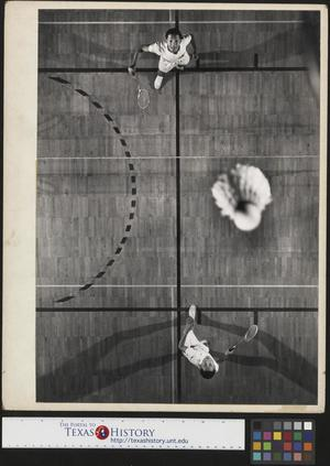 Primary view of object titled '[Bird's Eye View]'.