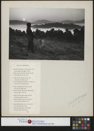 Primary view of object titled '[Mountain Boy]'.