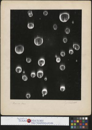 Primary view of object titled '[Falling Rain]'.