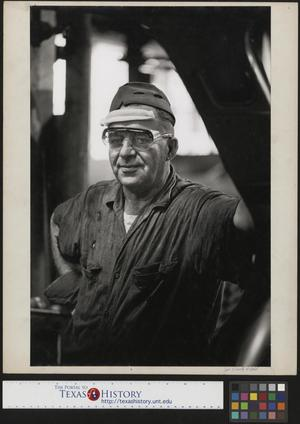 Primary view of object titled '[Chrysler Employee and United Auto Worker]'.
