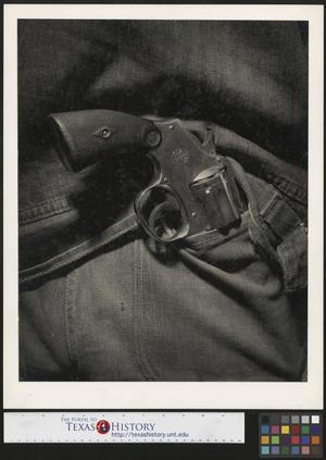 Revolver in Pocket