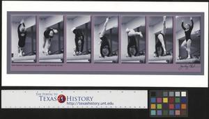 Primary view of object titled '[Gymnast sequence]'.