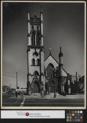 Primary view of object titled '[Saint John's Episcopal Church in Detroit]'.
