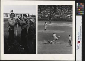 Primary view of object titled '[Baseball amateurs and professionals]'.