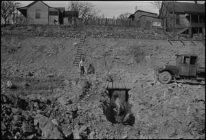 Primary view of object titled '[Fort Worth Construction]'.